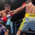 Victor Ortiz obtiene TKO sobre Corral en su regreso