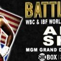 Claressa Shields/Nikki Adler open workout notice