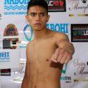 """""""Chicharo"""" Morales combatirá en velada de GrimBoxing y HG Boxing"""