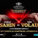 Sahin-Volau II confirmed for the Usyk-Huck undercard in Berlin September 9