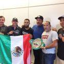 'Pantera' Nery buscará convertirse en el campeón mundial número 172 mexicano