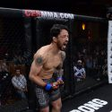 MMA brings life into focus for Navy vet Restrepo