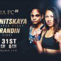 Undefeated Janaisa Morandin faces Livia Renata Souza INVICTA FC 25