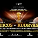 Hammer Time! Dorticos vs. Kudryashov set for September 23 in San Antonio
