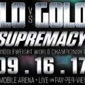 Eddy Reynoso and Abel Sanchez international media conference call transcript and audio