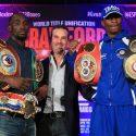 ¡Todos los títulos! Terence Crawfod y Julius Indongo batallarán por supremacía de las 140 libras este sábado por ESPN
