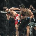 Martin Nguyen crowned new ONE featherweight world champion with knockout of Marat Gafurov