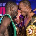 Pesaje Oficial: Terence Crawford 140 vs. Julius Indongo 139