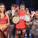 Sólida victoria para Alberto 'Explosivo' Machado