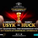 Wallin to go 'All in' on Usyk-Huck undercard in Berlin September 9