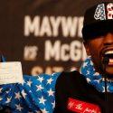 Floyd Mayweather puede superar el récord de una gran leyenda del boxeo