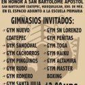 Gran función de boxeo aficionado, este domingo en San Bartolomé Coatepec, municipio mexiquense de Huixquilucan