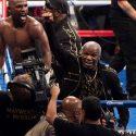 Pacquiao, Golovkin y Canelo reaccionan a la pelea de Mayweather-McGregor