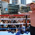 "Canelo responde a Conor McGregor tras que este llamara ""mexicano"" a Mayweather"