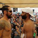 Pesaje Oficial: Antonio Margarito 154 lbs vs. Carson Jones 154 lbs