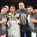 Manny 'Chato' Robles III mantiene su récord invicto tras derrotar POR KO en el septimo asalto a José Estrella