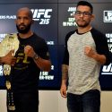Demetrious Johnson: Ray Borg is tough, he's young and you always expect a war