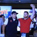 Golovkin y Canelo hicieron su llegada oficial a Las Vegas