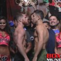 Pesaje Oficial: Canelo Alvarez 160lbs vs Gennady Golovkin 160lbs