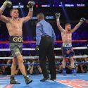 Canelo Alvarez: I thought I won the fight