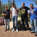 """Arriba """"Zurdo"""" Ramírez a Tucson para su pelea con Hart"""