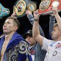 Actual campeón del mundo levanta la mano para enfrentar a Golovkin en diciembre