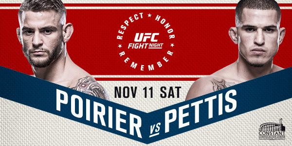Resultado de imagen para UFC: Poirier vs. Pettis