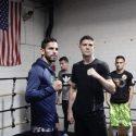 Linares y Campbell mostraron sus condiciones de cara al enfrentamiento