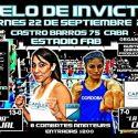 Carabajal-Castillo, Duelo de Invictas en la FAB
