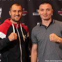 Kovalev: I'm ready fighting anybody, but my goal to fight for the title as soon as possible