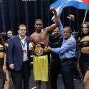 Yunier Dorticos Delivers Powerful Second Round Knockout Over Dmitry Kudryashov