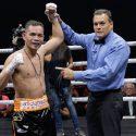 Nonito Donaire debió irse hasta la decisión para vencer a Rubén García