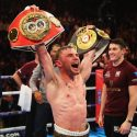Frampton returns to Belfast on double world title show