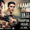 Carl Frampton faces Horacio Garcia in Belfast homecoming