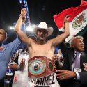 'Zurdo' Ramírez quiere un 2018 lleno de combates de alto nivel