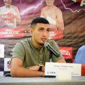 """Carlos """"Chucko"""" Díaz confía en derrotar por nocaut al ex campeón mundial Emmanuel """"Pollo"""" López"""