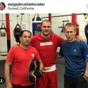 "Sergey ""Krusher"" Kovalev Settles in with New Trainer Abror Tursunpulatov"
