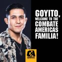 "Combate Americas Signs MMA Superstar Erik ""Goyito"" Perez"
