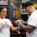 Campeona Amanda Serrano / Al ring este sábado en Nueva York