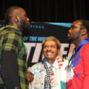 Wilder: When I knock him out, then nobody will be able to say they made it through against me