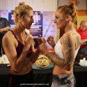 Gurisa Dionicius y Julieta Cardozo en peso por título mundial supermosca FIB – Viernes en Cutral Có