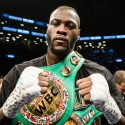 Deontay Wilder: Joshua come and see me baby