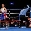 Amanda Serrano / Rápida y sólida victoria de la campeona mundial