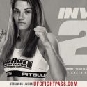 Milana Dudieva replaces Jessy Jess, three fights added to INVICTA FC 26