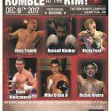 """Granite Chin invades Granite State """"Rumble at The Rim"""""""