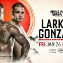 Lorenz Larkin Meets Fernando Gonzalez in the Main Event of Bellator 193 on Jan. 26