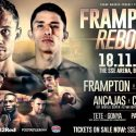 Barnes faces Quezada for WBO Intercontinental Flyweight title in Belfast