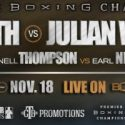 Julian Wiliams Training Camp Notes – Top Contender Faces Former World Champion Ishe Smith