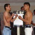 """Chiquita Boxing:""""Payasito"""" Olguín y Juan Carlos García, prometen noquearse"""
