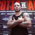 Miguel Cotto and undercard fighters Los Angeles media workout quotes, photos and videos